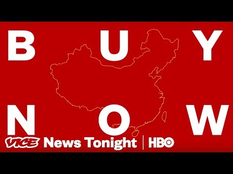 China's Singles Day Is The World's Biggest Online Shopping Event (HBO)