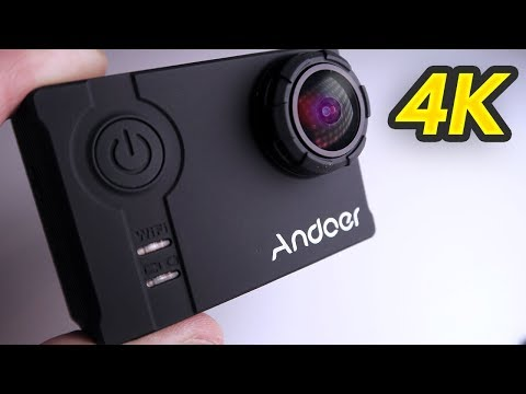 Andoer AN7000 4K & 1080p - Video quality test (sample footage)
